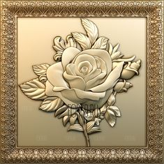 model for CNC machine tools, cnc files. Aluminum Foil Art, Cnc Machine Tools, Stl File Format, 3d Cnc, Metal Embossing, Small Rose, Copper Metal, Coloring Book Pages, Carving
