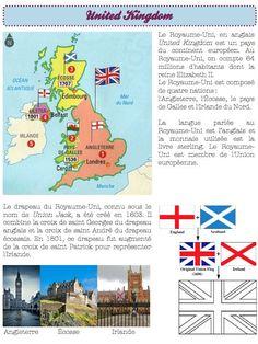 civilisation-Royaume-Uni - Dans ma classe, il y a... …