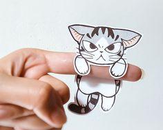 Made by miri-chiwa ... Chii's Sweet Home, Chi, Chi's Sweet Home, Chii, cat