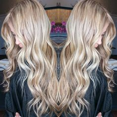 Love a great blonde!!