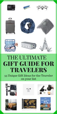 After trying countless products over more than a decade of travel we've narrowed downt eh best gifts for travelers that have been tested by yours truly. Travel Tips Tips Travel Guide Hacks packing tour Travel Info, Travel Bugs, Travel Packing, Budget Travel, Packing Tips, Solo Travel, Travel Guide, Travel Expert, Vacation Packing