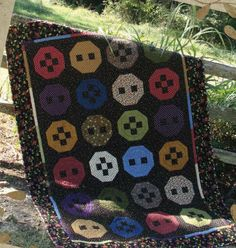 Primitive Quilt Pattern  Grammies Buttons by by PrimitiveQuilting, $8.00