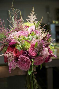 Growing Your Wedding Business Workshop, Day 2 Prom Bouquet, Bridal Bouquet Pink, Bride Bouquets, Fall Wedding Flowers, Bridal Flowers, Hand Tied Bouquet, Flower Decorations, Flower Designs, Floral Arrangements