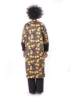 www.tamaraheraclio.com Cull spring coat back.