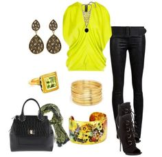 cool trendy womens outfits modeled by women 2013 | Elegant women outfit – canary touch