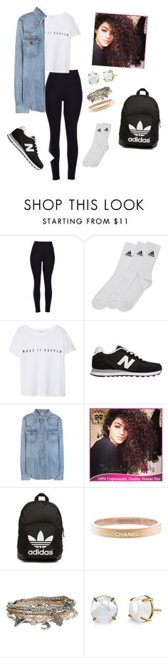 """""""Day 1 done day 2 [ ] ive still got to do"""" by dean-s ❤ liked on Polyvore featuring adidas, MANGO, New Balance, Polo Ralph Lauren, adidas Originals, Chanel, Aéropostale, women's clothing, women and female"""