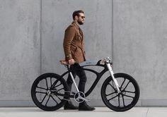 De Noordung Angel Edition is een beestachtige elektrische fiets