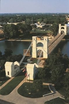 Waco, TX - Lived there