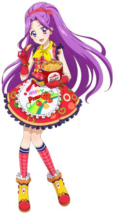 Mizuki chan eating Pizza Hut