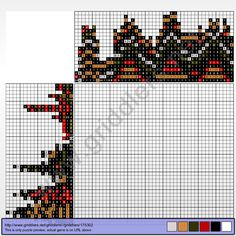 Griddlers Puzzle 175302 Trencianske Teplice (Slovakia)