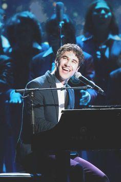 Darren performing at Obama's Inauguration