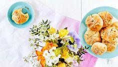 Valkosipulivoikorvapuustit - K-ruoka