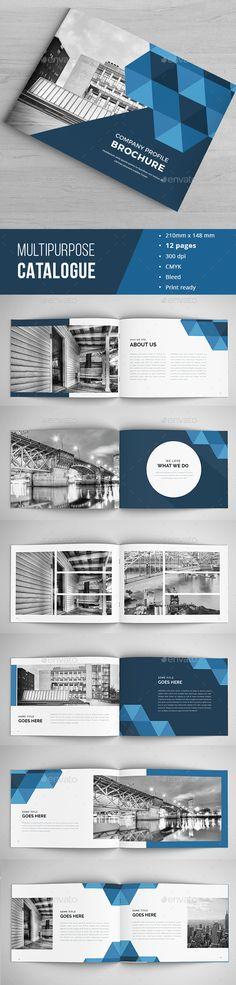 Arc Portfolio Brochure Template InDesign INDD. Download here: http://graphicriver.net/item/arc-portfolio-brochure/16691020?ref=ksioks