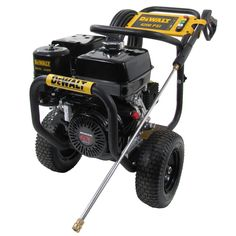 The DeWalt Professional 4200 PSI (Gas-Cold Water) Pressure Washer w/ Honda Engine has been discontinued. Check out Expert's recommended alternatives for another top gas cold water pressure washer. Diy Generator, Homemade Generator, Cool Tools, Diy Tools, Tools And Equipment, Outdoor Power Equipment, Dewalt Power Tools, Pressure Washing, Dopp Kit