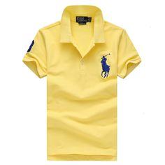 Ralph Lauren Mens Big Pony Polo RL01212
