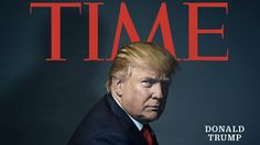 President-elect Donald Trump, the real estate businessman and political novice whose election campaign made the entire world take notice, has been selected as TIME's 2016 Person of the Year. The magazine revealed its choice Wednesday on TODAY. http://www.today.com/news/president-elect-donald-trump-time-person-year-2016-t105684?cid=eml_nbn_20161207