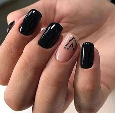 Heart Nail Designs, Valentine's Day Nail Designs, Acrylic Nail Designs, Acrylic Nails, Nails Design, Glam Nails, Pink Nails, Manicure E Pedicure, Heart Nails