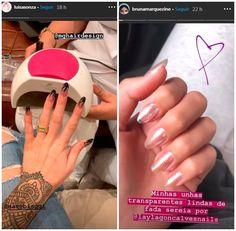 Mais uma Moda do Instagram: Jelly Nails - as Unhas Transparentes