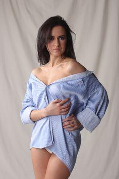 Девушки в мужских рубашках - Владимир Саблин - Веб-альбомы Picasa