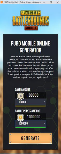 Pubg mobile hacking tool methods updated PUBG Hacks For Android, IOS and PC. How to Get Unlimited BP No Survey No Verification pubg mobile hack. PUBG Mobile Hack UC (Unknown Cash) and BP (Battle Point). Mobile Generator, Video Game Companies, Point Hacks, App Hack, Battle Royale Game, Game Resources, Gaming Tips, Android Hacks, Hack Online