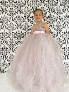 Girls Flower girl Dress.