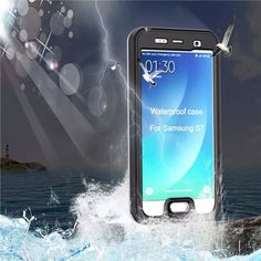 SK-803 4 Defence IP68 Waterproof Case Shockproof Hard Cover for Samsung Galaxy S7  Worldwide delivery. Original best quality product for 70% of it's real price. Buying this product is extra profitable, because we have good production source. 1 day products dispatch from warehouse. Fast...