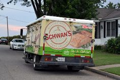 If you live twenty‐five miles from the nearest grocery store and have a bunch of hungry kids to feed after they get home from school, the sight of the Schwan's truck early in the afternoon is a welcome sight indeed. But a Schwan's truck traveling down the highway doesn't look like food at first glance. You have to know what you're looking for or you won't notice the potential. If you knew nothing about the Schwan Food Company, you would know nothing about the contents of its trucks.