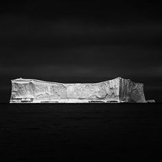 Ice on Black by Jan Erik Waider www.fallow.com.au/blog