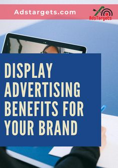 There are numerous display advertising benefits for brands more than traditional media and other marketing channels. Such benefits include effective Ad targeting, real-time conversion measuring, audience segmentation based on demographics, gender, income status, educational status, career and many others. This article explaining about how display advertising benefits for your brand #Advertising #Displayadvertising #Brand