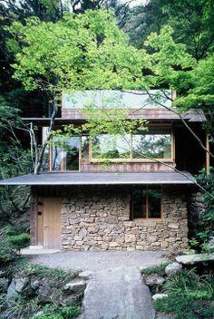 若王子のゲストハウス 横内敏人建築設計事務所