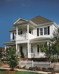 Harbor Blue Siding House Pinterest Blue Siding