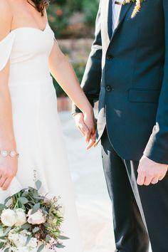 Ashley + Josh // Winter Park Farmers Market Wedding // Shannon Kirsten Photography