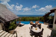 Sea view house in St James, Barbados.