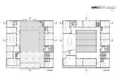 AD Classics: Casa del Fascio / Giuseppe Terragni,Plans