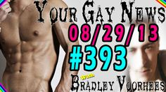 "Here's #YourGayNews With #BradleyVoorhees For Thursday, August 29, 2013. Please do #YGN a Favor and #Share This #Informative #Newscast With Friends! 0:12 Jamaican Man Brutally Murdered For Being Gay 0:41 Newark, NJ mayor Cory Booker: Gay or Nay? 2:19 Macklemore Stole ""Thrift Shop"" From Gay Rapper!?!?"