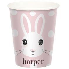Some Bunny's One Personalized Cups