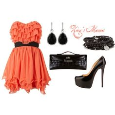 Girls Night Out, created by zionsmama on Polyvore