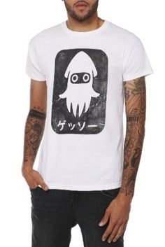 Nintendo Super Mario Bros. Blooper T-Shirt