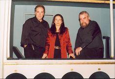 Música. Enclave de luna (Madrid). Del bolero a la canción romántica. Mayo, 2006