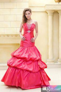 adf8ef6d3f33 Dramatic Mermaid Sweetheart Floor-length Taffeta Beading many choices.Prom  dresses also.