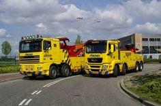 Bergingsmeeting Dordrecht Daf & Man Stienen Someren