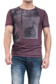 T-shirt 1st level com gráfico | 115706 Rosa | Salsa