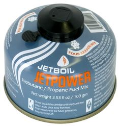 Camping Stove Accessories - Jetboil Jetpower Fuel Blend 100 Gram * To view further for this item, visit the image link. Cooking Cup, Stove Accessories, Pots And Pans Sets, Backpacking Gear, Camping Gear, Hiking Gear, Canoe Camping, Camping Hacks, Motorcycle Camping