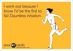 Divergent  I would be factionless but I would probably not go to Dauntless anyway maybe Amity or Euritude