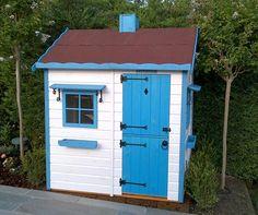 Casitas cabaña de madera, Green House - Mamidecora