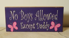 no boys allowed sign - Google Search