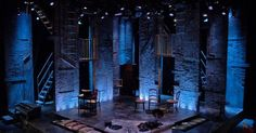 The Glass Menagerie. - The Glass Menagerie. Scenic design by James Kronzer…