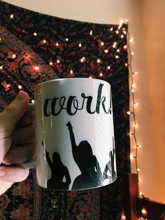 a hamilton mug my roommate made me for christmas! Hamilton, Sublimation Mugs, Roommate, Book Fandoms, Cricut Ideas, Birthday Ideas, Coffee Mugs, Pottery, Clay