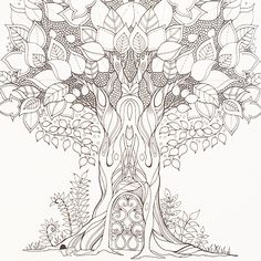 This stunning adult colouring book from Johanna Basford takes you on an inky quest through an enchanted forest to discover what lies in the castle.