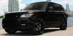Grey | Hse | Range Rover | car gallery | Forgiato